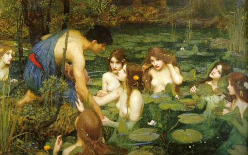 Novem Regna (Rol Social) Water